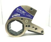 Nice Hytorc Stealth-8 8 Link 3-1/4 Hex Cassette Hydraulic Torque Wrench Head