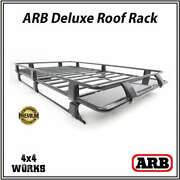 Arb Roof Rack For Chevrolet Colorado 2012-16 Deluxe Basket 1250x1120mm
