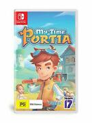 My Time At Portia Farming Mining Crafting Role Playing Game Nintendo Switch Ns