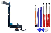 Oem Charger Charging Port Dock Flex Cable Replacement Iphone Xs Max Black Kit