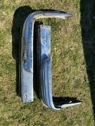 Mercedes Benz W 111 Coupe/convertible Low Grill Rear Euro- Bumper