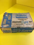 Nos Ford Highway Safety Kit Fomoco Mustang Shelby And All Other Ford Products