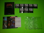 Apogee 3d Realms Mail Order Packung W / Wacky Wheels Planet Strike + Ibm Px Dos
