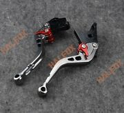 Gray Brake Clutch Levers For Bmw S1000r/rr R1200r/s K1200r/s F800s F650/f750gs