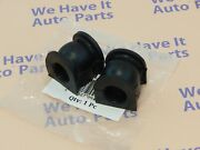 2 Rear Sway Bar Stabilizer Bushings Fits Honda Element 2003-2013 Replacement New