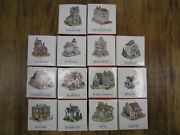 Vintage 1992 The Americana Collection Liberty Falls 14 Total Pieces Nm
