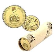 2016 Decimal Currency 50th Anniversary Aust. Decimal - 1 Mint Roll Only 560k