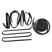 For Ford F-100 1971-1972 Sherman Fairchild Belt Channel Seal Kit