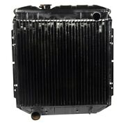 For Ford Mustang 65-66 Acp Fm-er009 Maxcore Copper/brass Engine Coolant Radiator