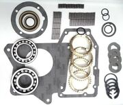 Jeep Deluxe 4 Speed Rebuild Kit, T176 T-176 Transmission 1980-86