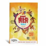 Csb One Big Story Bible Hardcover By Csb Bibles By Holman New