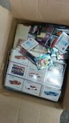 Nascar Collector Cards Lot Some New Some In Sleevesboxesandnbsp