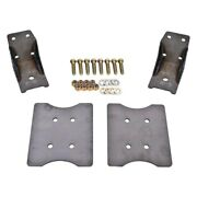 For Ford Mustang 79-04 Bmr Suspension Lower Torque Box Reinforcement Plates