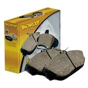 For Chevy Malibu 97 Monroe Cx727 Total Solution Ceramic Front Disc Brake Pads