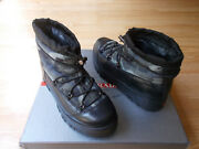 790 Prada Drawstring Camouflage Hiking Ankle Boots Wedge 39.5 Us 9.5 9 New
