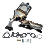 For Mercury Villager 99-02 Exhaust Manifold With Integrated Catalytic Converter