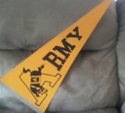 Ncaa Army 80's Pennant From Kickoff Classic