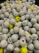 50-200 Used Golf Balls Assorted Mint Condition Select Brand Quantity Quality