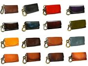 [ateliercodel] Tochigi Leather Key Case Coin Purse Genuine Leather Select Color