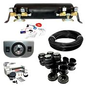 For Chevy Monte Carlo 1970-1972 Ez Air Ride Deluxe Air Suspension Kit