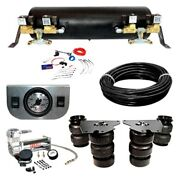 Ez Air Ride Deluxe Front And Rear Air Suspension Kit