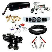For Pontiac Gto 1964-1972 Ez Air Ride Classic+ Front And Rear Air Suspension Kit