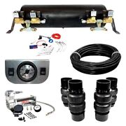 For Chevy El Camino 73-77 Ez Air Ride Deluxe Front And Rear Air Suspension Kit