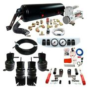 For Chevy Parkwood 1959-1961 Ez Air Ride Classic+ Air Suspension Kit
