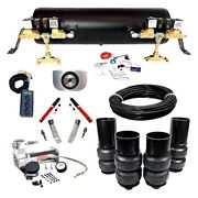 For Chevy Impala 65-70 Ez Air Ride Platinum Front And Rear Air Suspension Kit