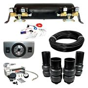 For Chevy Biscayne 65-68 Ez Air Ride Deluxe Front And Rear Air Suspension Kit
