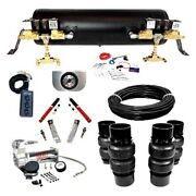 For Buick Regal 1973-1977 Ez Air Ride Platinum Front And Rear Air Suspension Kit