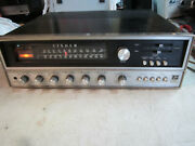 Fisher 701 Wide Surround 4 Channel Stereo Receiverworking