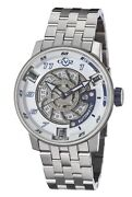 Gv2 By Gevril Menand039s Motorcycle Sport Watch 1301b Automatic Limited Edition Steel