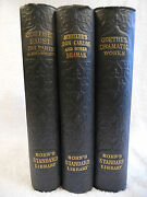 Bohn's Standard Library Goethe's Faust Dramatic Works Schillers Don Carlos 1-2aa
