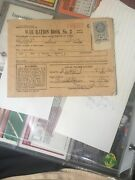 Old Military Wwii World War 2 War Ration Book No. 3 Stamps Office Of Price Admin