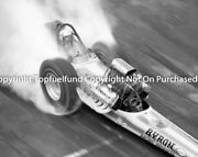 Bob Williams Byron Blair Race Products Dragster 8x10 Nhra Top Fuel Photo