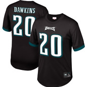 Nfl Mitchell And Ness Philadelphia Eagles 20 Football Jersey New Mens Sizes 110