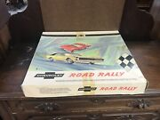 Vintage Chevrolet Road Rally Game