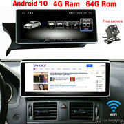 Android 10 Car Gps Navigation Player System For Mercedes Benz C Class 2011-2014