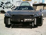Corvette C6 And Z06 Twin Racing Oil Cooler Kit 2005-2013