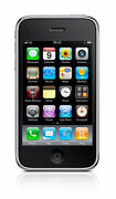 Apple Iphone 3gs Collectible - 8gb - Black Atandt A1303 Gsm