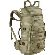 Wisport Crafter Rucksack Hunting Pals Army Military Airsoft Molle A-tacs Au Camo