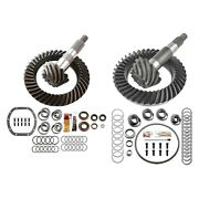 For Jeep Cj7 1976-1986 Motive Gear Mgk-127 Ring And Pinion Complete Kit