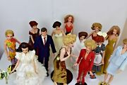 Lot Of 13 Franklin Mint Dolls With Tags Mint Condition Marilyn Monroe Elizabeth