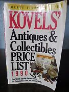 Kovelsand039 Antiques And Collectables Price List 1990 22nd Edition Paperback Book