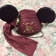 Tokyo Disney Resort Minnie Mouse Pirates Of The Caribbean Summer Ear Hat 2018