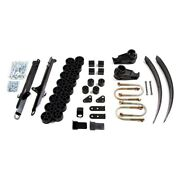 For Chevy Colorado 04-12 3.5 X 3 Combo Front And Rear Suspension Lift Kit