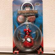Hot Toys Spider-man Cosbaby Key Chain Figure Exclusive Toy Sapiens Novelty 2019