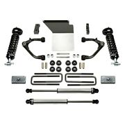 For Chevy Silverado 1500 07-18 Suspension Lift Kit 4 X 1.5 Uniball Uca Front And