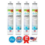 4-daewoo Kenmore Dw2042fr09 Compatible Refrigerator Water Filter Made In The Usa